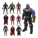 Figura Avengers Articulas Con Sonido - Marvel 30 Cm