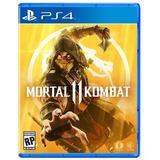 Mortal Kombat 11 Ps4. Fisico Nuevo Sellado Envio Gratis