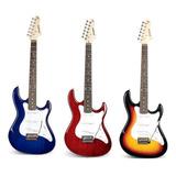 Guitarra Strinberg Strat Egs216 Finas Maderas Alta Calidad
