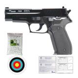 Pistola Balines Sig Sauer® Profesional Airsoft 6mm + Blanco