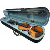 Oferta Promocion Combo Violin  Greko 1410  Tamaño 4/4