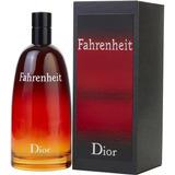Perfume Locion Fahrenheit Dior Original Hombre 100 Ml