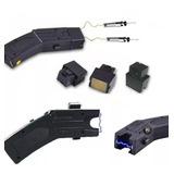 Pistola Tabano Taser Paralizante 5 Mts Mira Laser + Estuche