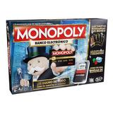 Juego De Mesa Monopoly Banco Electrónico