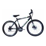 Bicicleta Doble Pared  Hombre Freno Disco Rin 26 T/moto 18v