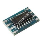 Mini Convertidor Rs232 A Ttl Con Max3232
