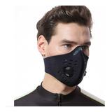 Mascara Antipolucion Moto Tapaboca Balaclava Contaminación