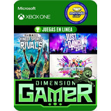 Just Dance Kinect Pack  Xbox One  Modo Local + En Linea