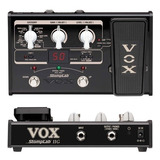 Pedalera Multiefectos Guitarra Vox Stomplab 2g Con Pedal/exp