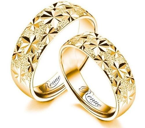 c03480cfd777 Argollas De Matrimonio Oro 18k Certificado Compromiso C u