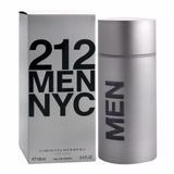 Perfume Loción 212 Men De Carolina Herrera