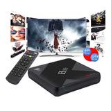 Turbo T Tv Box Quad Core Ram 4gb 32gb Android 8.1 Netflix