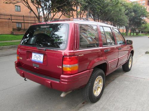 Jeep Grand Cherokee 1998 Foto 5