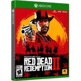 Red Dead Redemption 2 Xbox One + Mapa + Dlc. Entrega Inmedia