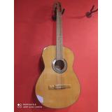 Guitarra Acústica Nal + Forro, Colgante, Pick Y Método Dvd