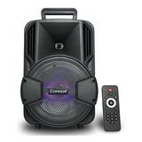Cabina De Sonido Recargable Connor Bluetooth Parlante Audio