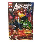 Marvel Comics Avengers Tomo 4 Panini Original En Español