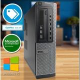 Computador Dell I5 4generación-dd500gb-ram4gb-monitor Lcd 19
