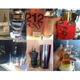 Perfumería Fina Importada Al Por Mayor Para Negocio Venta X3