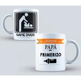 Mugs Personalizado Dia Padre Profesiones Publicidad