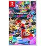 Mario Kart 8 Delux Nintendo Switch Nuevo Domicilio - Jxr