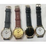 Reloj Hombre D'mario Zl 3150  Original 100% Precisión Suiza