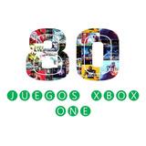 Oferta! Combo De 80 Juegos  Xbox One Offline