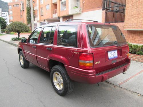 Jeep Grand Cherokee 1998 Foto 6
