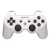 Control Inalámbrico Dualshock®3 Bluetooth Blanco