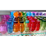 Botella Recordatorios Empaque Envase Plastica 12cm