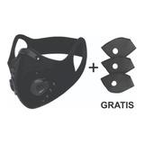 Mascara Antipolucion Tapaboca Moto Balaclava 3 Filtros Grati