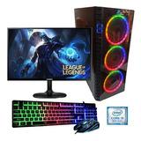 Pc Gamer Immortal Core I5 9400f H310m Ssd 240g Ram 8gb