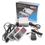 Mini Consola Super Retro 2 Controles Juegos Clásicos Family