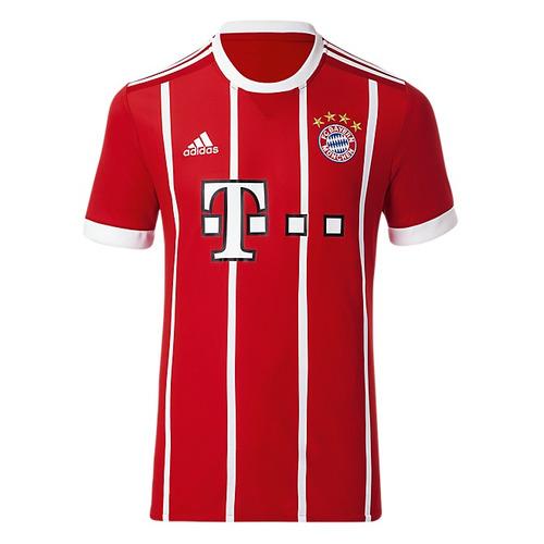 Camiseta Bayern Munchen 2017-2018 Adizero 46e748dfe4ad5