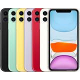 Celular iPhone 11 128gb Nuevo 100% Original Y Sellada