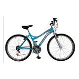 Bicicletas Para Dama 18 Velocidades Marco Acero