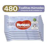 Toallitas Húmedas Huggies Recién - Unidad a $156