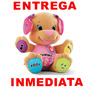 Perrita Musical Puppy Fisher Price Juguete Didactico Bebe