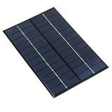 Nuzamas 42 W 12 V 350 Ma Mini Panel Módulo Solar Célula De