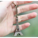 Llavero Torre Eiffel 5 Cms.