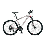 Bicicleta Nakxus X5 Rin 26 27vel Shimano Freno Hidráulico