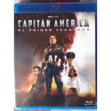 Capitán América. El Primer Vengador.  Blue-ray. Nueva