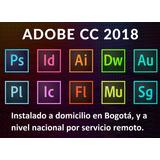 Suite Adobe Master Cc Domicilio Bogotá Mac Y Windows