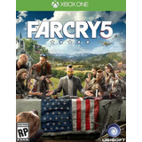 Oferta!! Far Cry 5, Xbox One, Original Offline