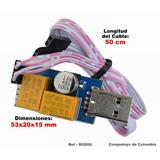 Zrus00 Utilice Tarjeta Usb De Monitoreo Qrus00q Compu-toys