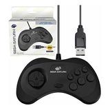 Retrobit Sega Saturn Controlador Usb Para Sega Genesis Mini