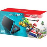 New Nintendo 2ds Xl + Juego Mario Kart 7 + Cargador. Nueva
