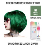 Salerm Tinte Fantasia Verde 150ml Alta - mL a $219