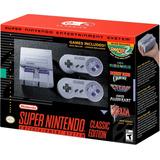 Consola Super Nintendo Mini Clasica Edicion