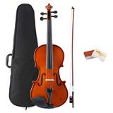 Violin Visconti Vv200r Alta Calidad Para Estudiantes